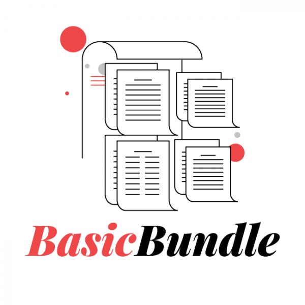 Basic Content Bundle