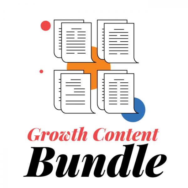 growth content bundle